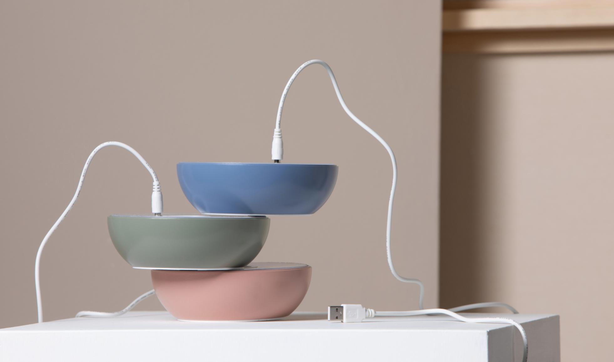 cordless designer table lamp
